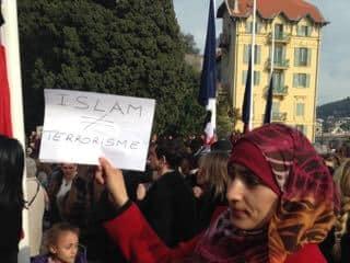 Is Islam = Terrorism?