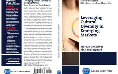 Book: Leveraging Cultural Diversity in Emerging Markets