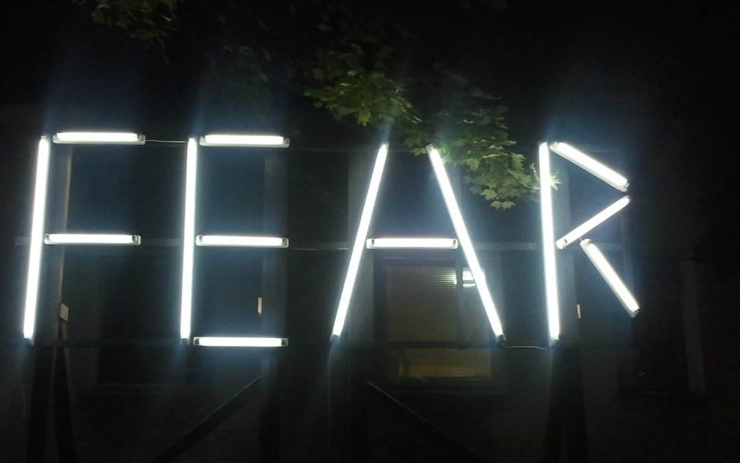 Fear as a Management tool? – Take the Survey