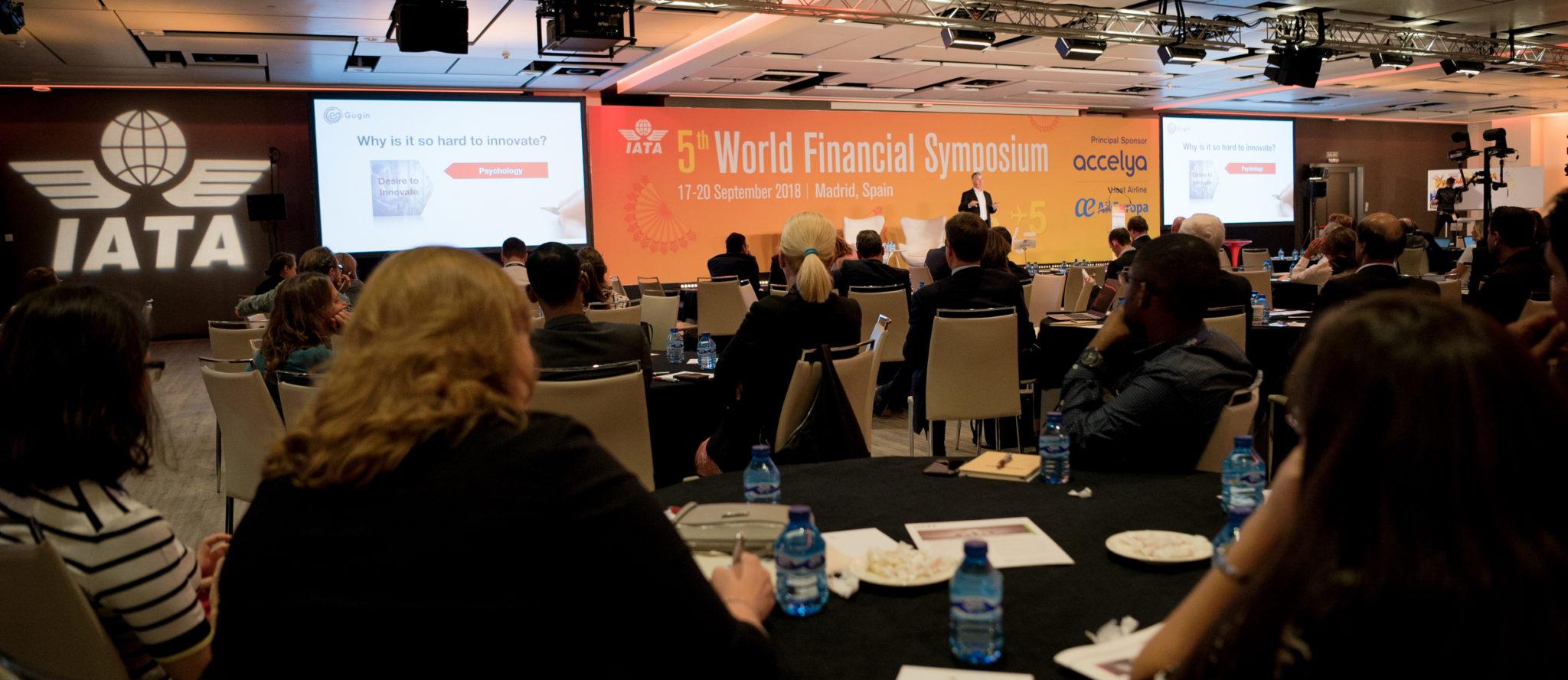Keynote speech by Finn Majleegaard at World Financial Symposium, Madrid