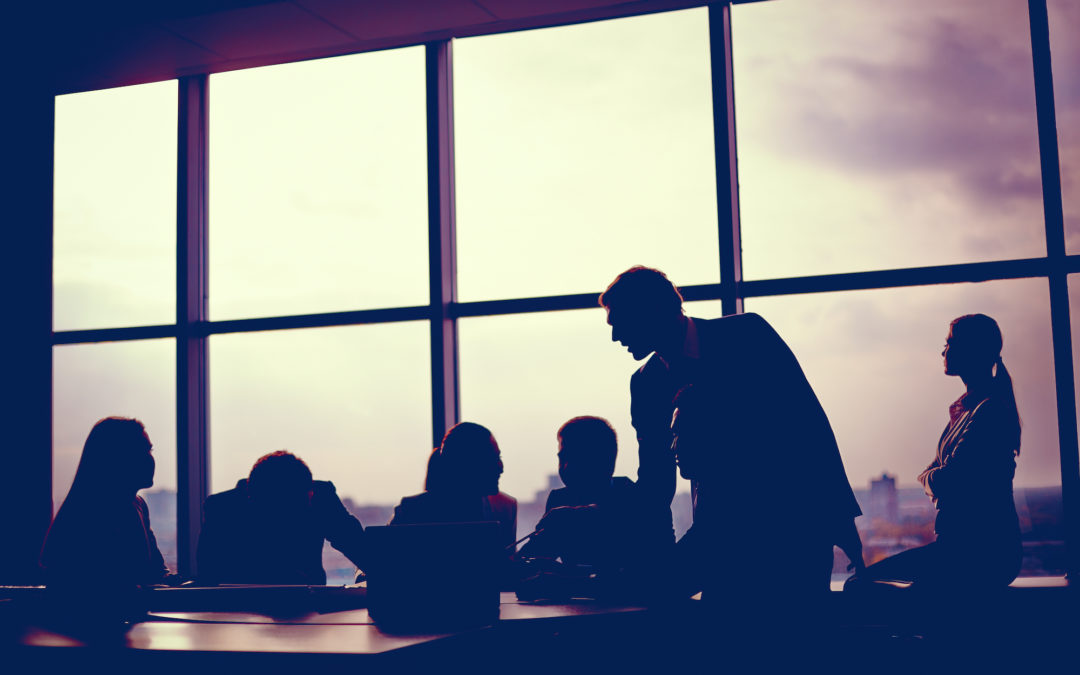 How to successfully screw up a business meeting