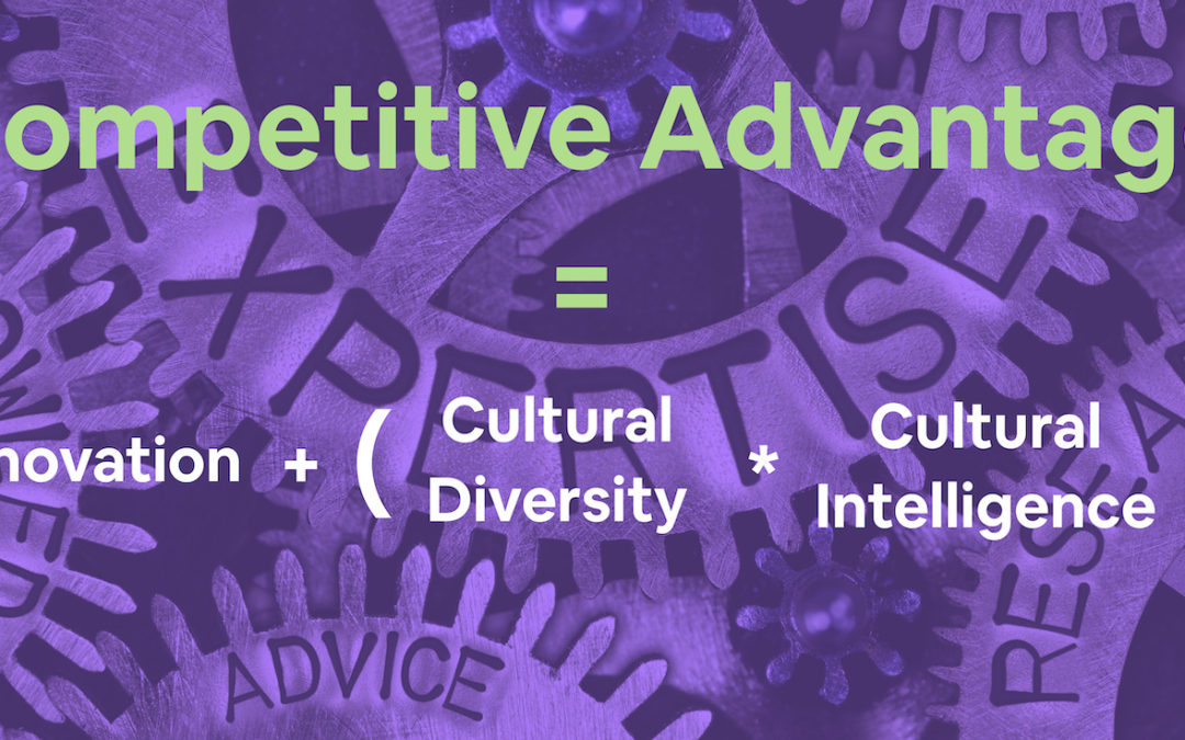 Competitive advantage – a new way of calculating it