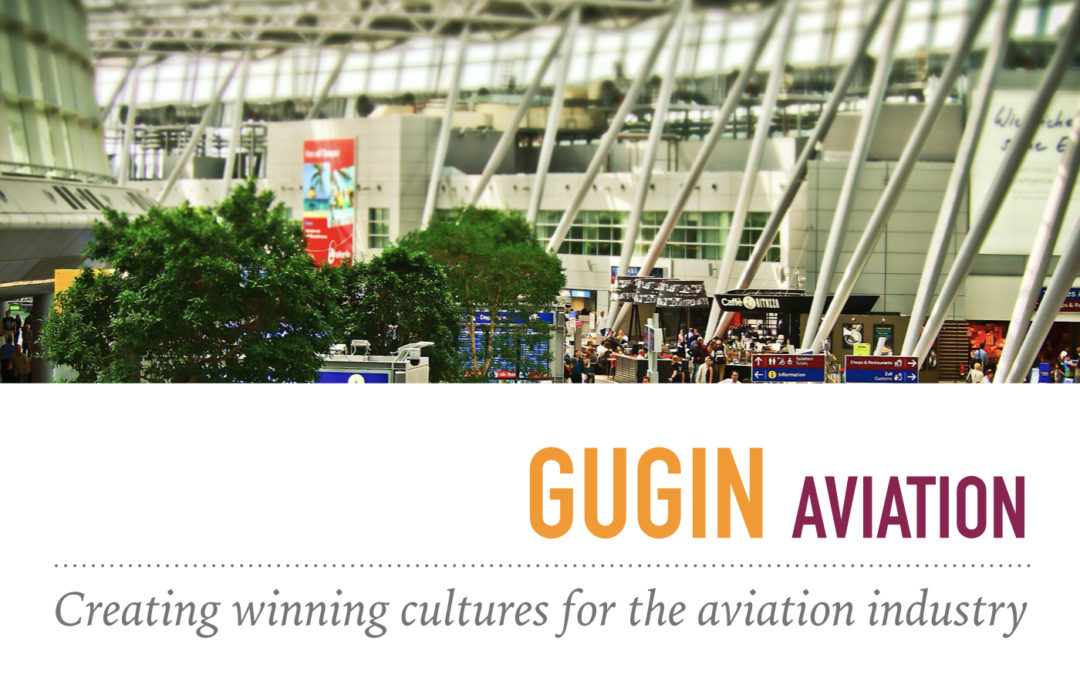 Creating winning cultures for the aviation industry