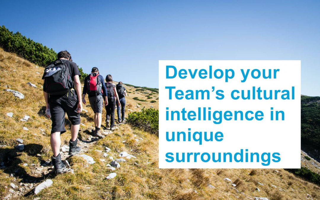 Cross-Cultural Team Development in the Southern French Alps